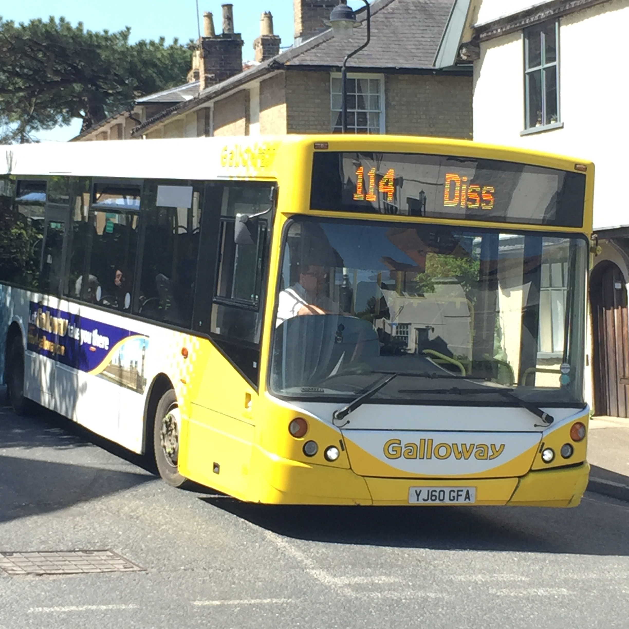 improvements to 113 and 114 bus services